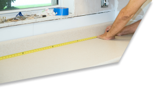 Measuring Kitchen Table