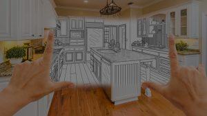 Remodel Sketch Kitchen
