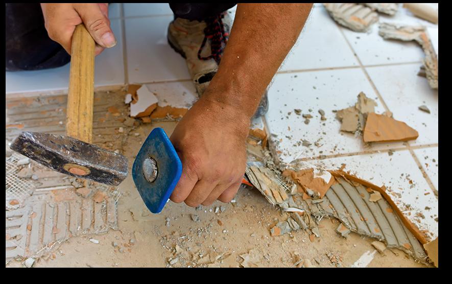 Renovating Floor